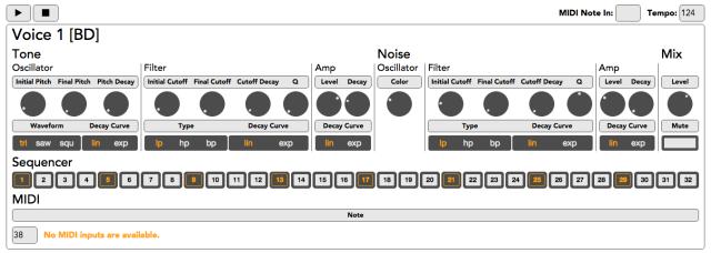 webx0x-browser-drum-machine