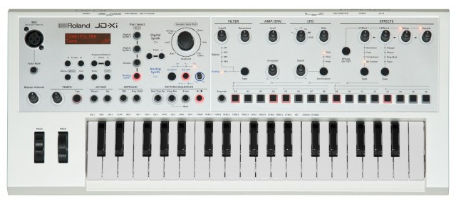 Roland-JD-Xi-limited-edition-white