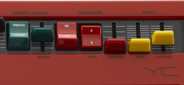 yamaha-yc-controls