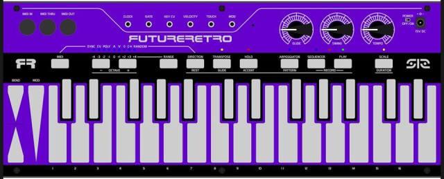 fugure-retro-touchplate-keyboard