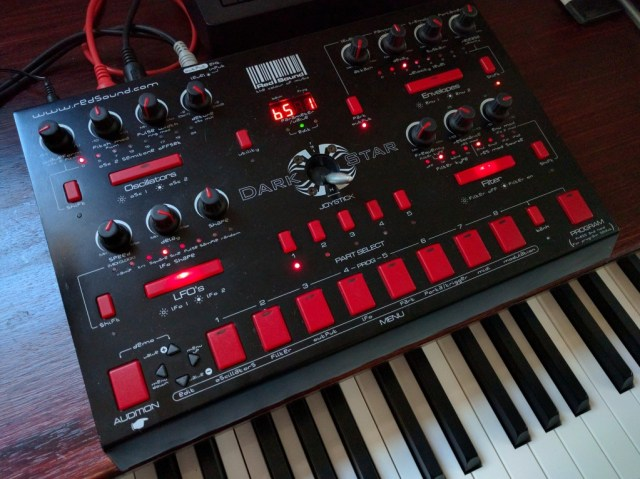 "The Red Sound Dark Star – ""The Internet's Most Reviled Synthesizer"