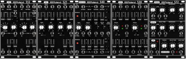 roland-malekko-system-500-eurorack-synthesizer-modules