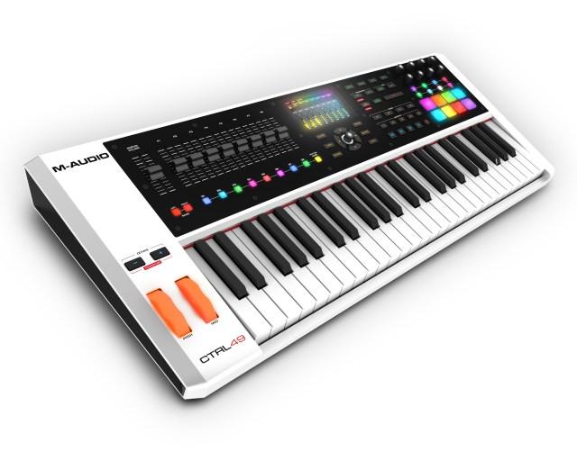 M-Audio_CTRL49_keyboard_controller