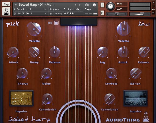 Bowed-Harp-GUI