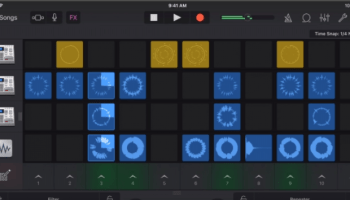 GarageBand For macOS Updated With Mellotron, 1,000 New Loops