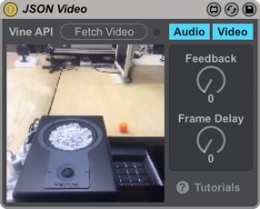 Ableton_MaxForLive_ConnectionKit_json-video_Vine