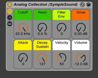 analog-collection