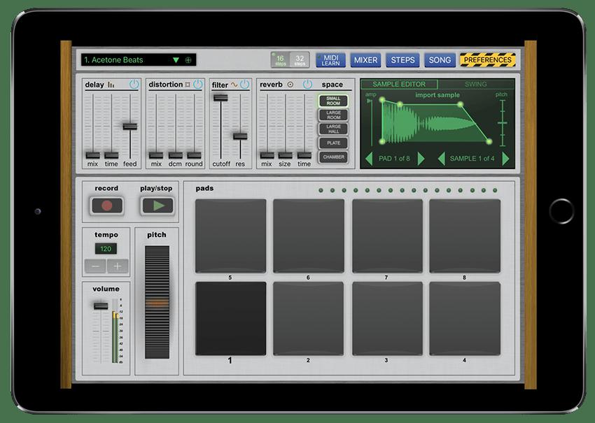 Drum Machine Download For Ipad : new drum machine app for ipad vatanator synthtopia ~ Hamham.info Haus und Dekorationen
