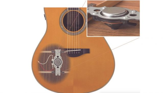 yamaha transacoustic guitar features built in electro acoustic effects synthtopia. Black Bedroom Furniture Sets. Home Design Ideas