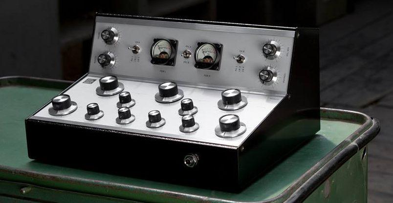 varia instruments intros rdm20 analog rotary dj mixer synthtopia. Black Bedroom Furniture Sets. Home Design Ideas