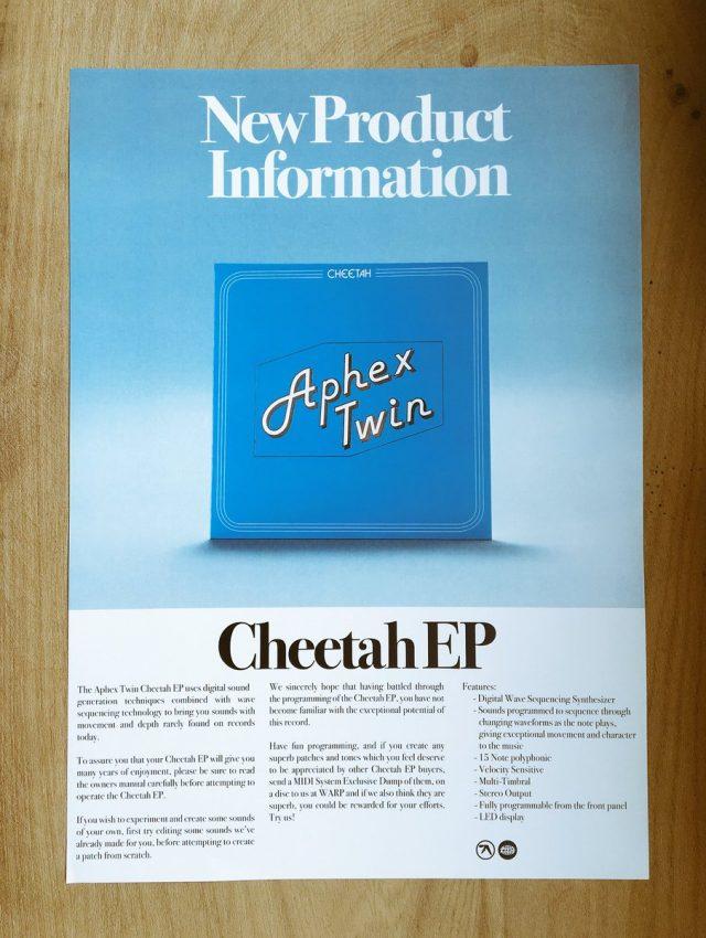 aphex-twin-cheetah-ep