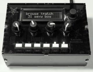 Shruthi-synthesizer