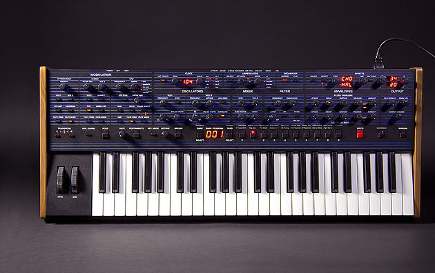 Free DSI OB-6 Kontakt Instrument | Synthtopia