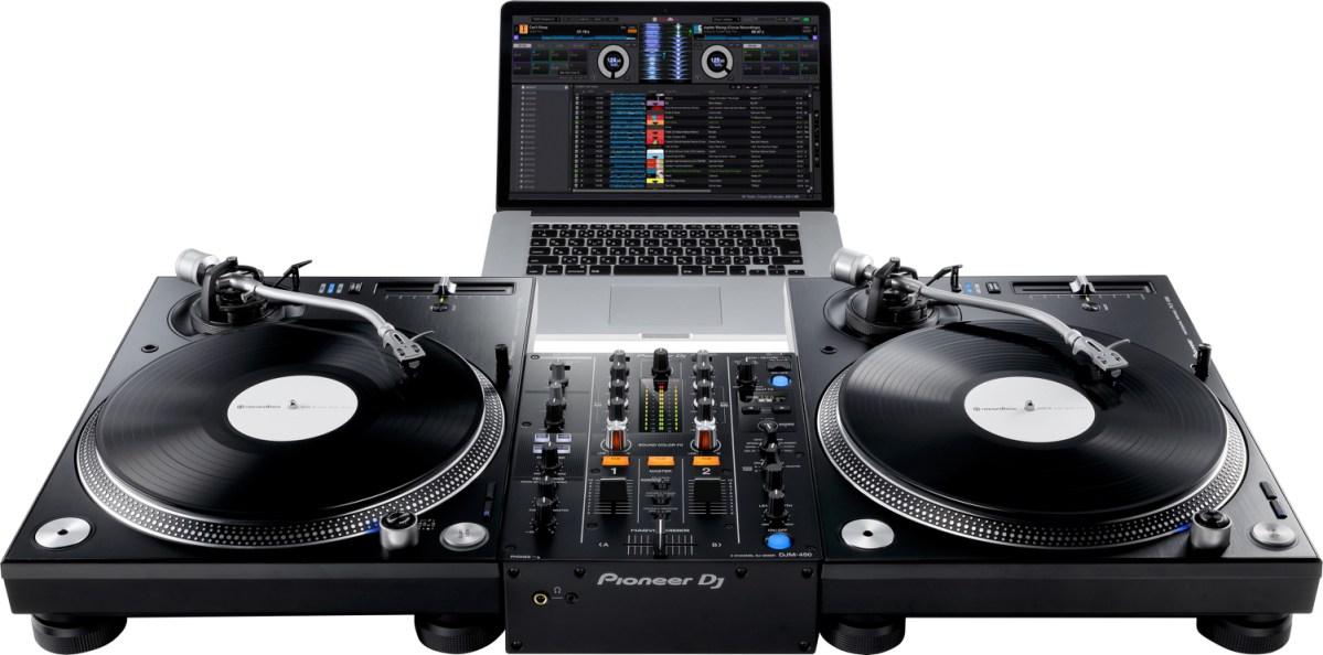 pioneer dj djm450 2channel mixer � synthtopia
