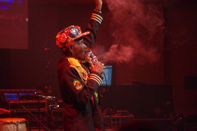"""Lee """"Scratch"""" Perry + Brian Eno – 'Here Come The Warm Dreads'"""