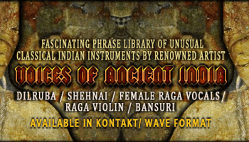 Free Sample Library Features Indian Instruments | Synthtopia