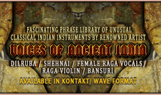 Voices Of Ancient India Sound Library | Synthtopia