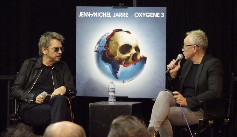 Jean Michel Jarre  Us Tour