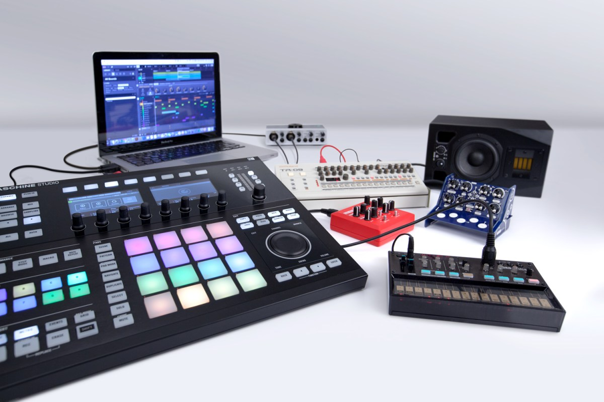 ni maschine 2 6 update adds variation engine midi cc parameter snapshots more synthtopia. Black Bedroom Furniture Sets. Home Design Ideas