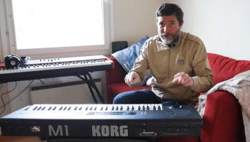 Free Korg M1 Piano Samples | Synthtopia
