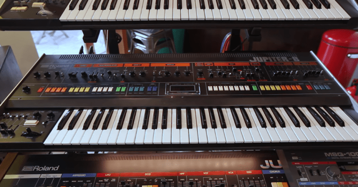 Junkie XL On Roland Synthesizers – Synthtopia