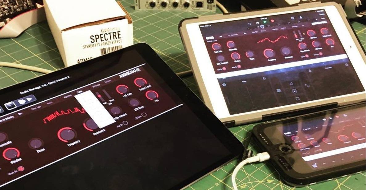 Audio Damage Brings Grind To iOS For $4 99 – Synthtopia