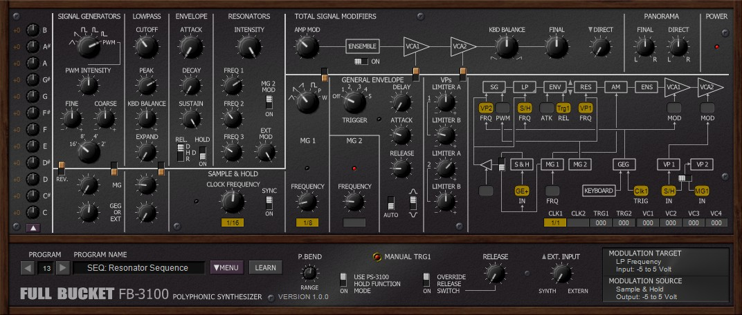 Download Free Electro Synth Loops | ProducerLoops.com