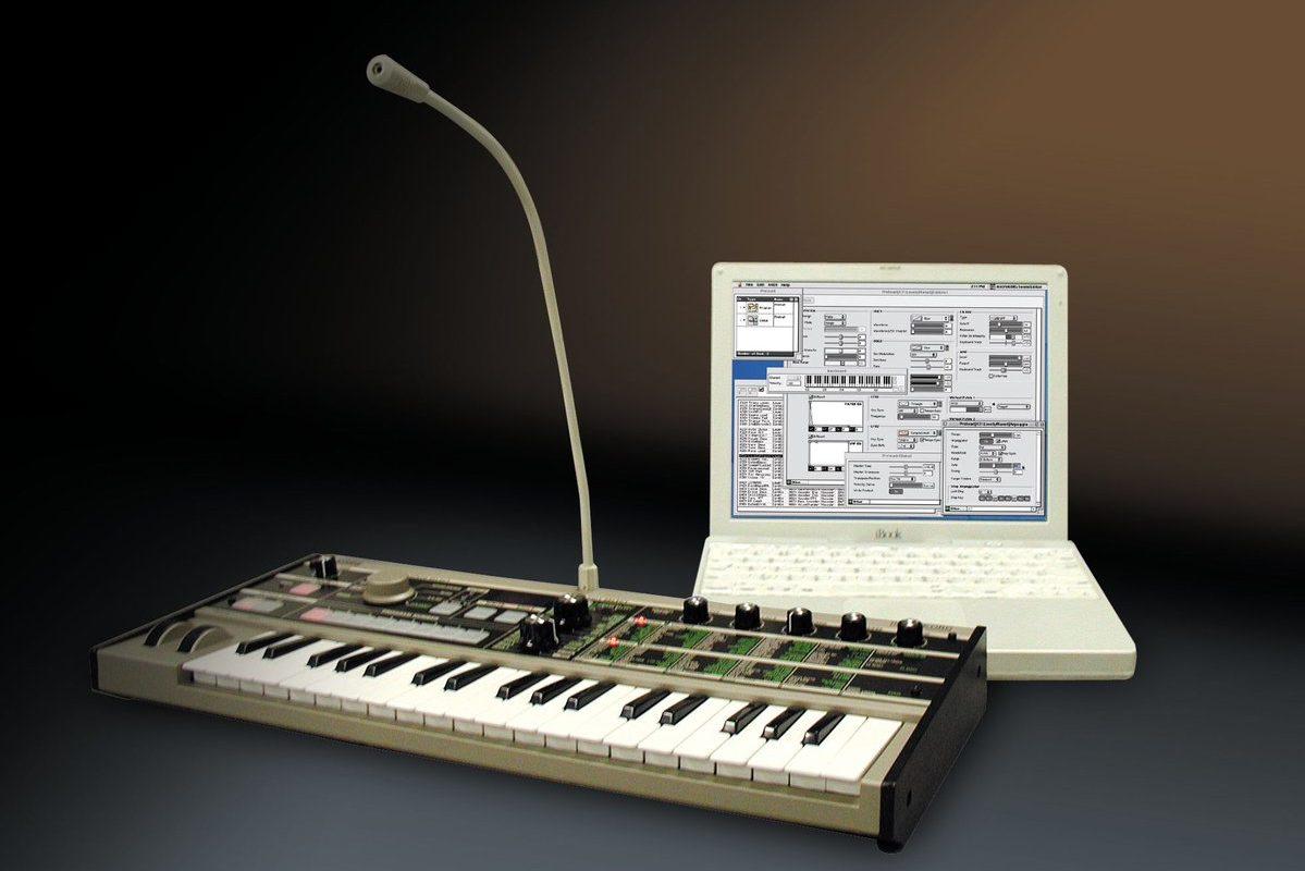 Roger Troutman Patch Micro Korg Editor - sevenco