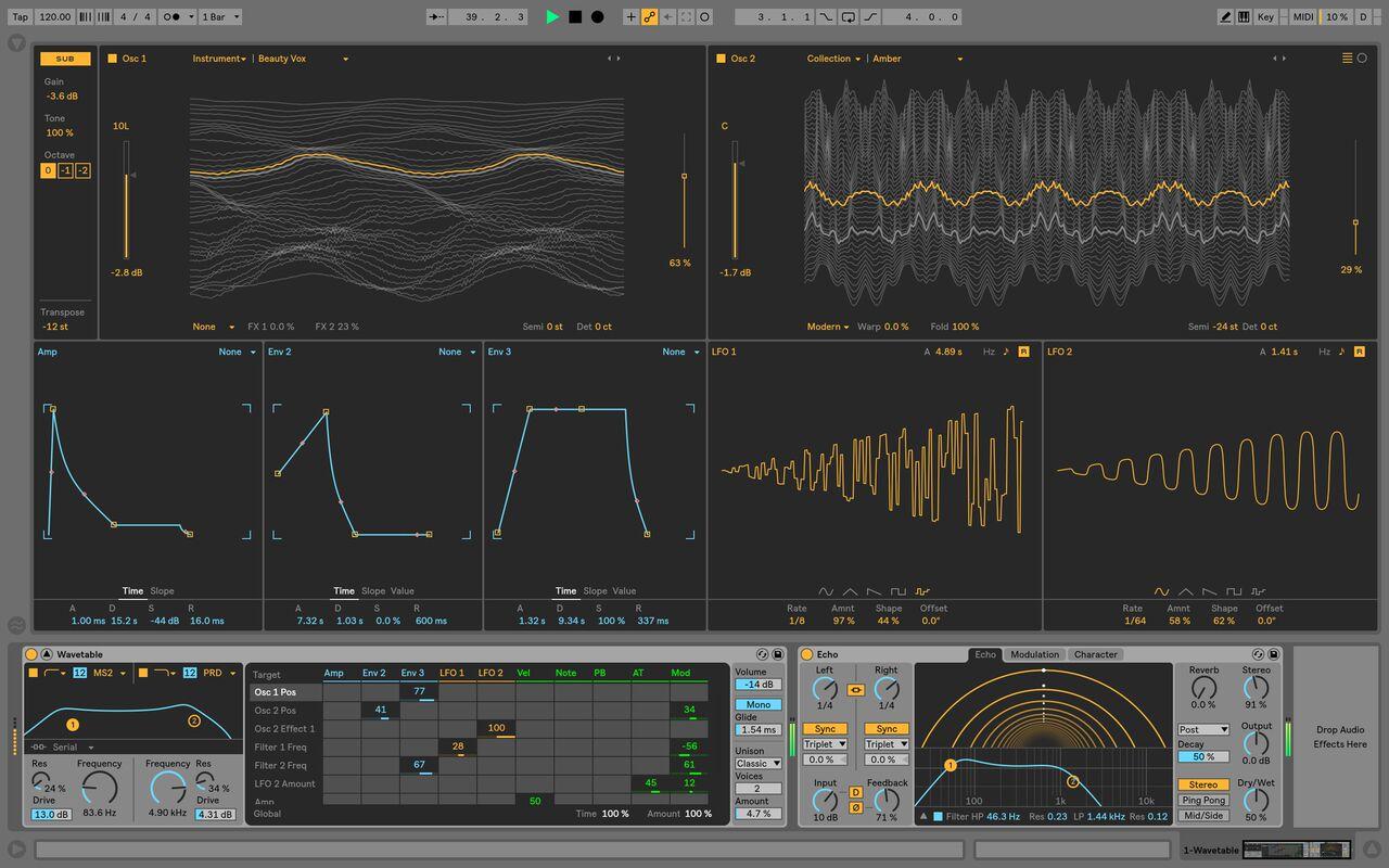 Modular Synthesizer Software