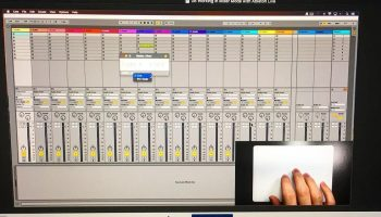 AudioSwift 2 Turns Your Trackpad Into A MIDI Controller – Synthtopia