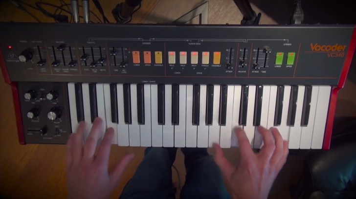 Behringer Vocoder VC340 Review – Synthtopia