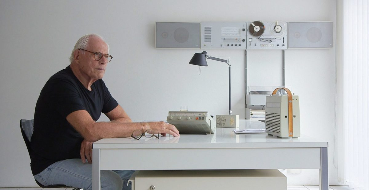 Brian Eno Scoring Documentary On Designer Dieter Rams