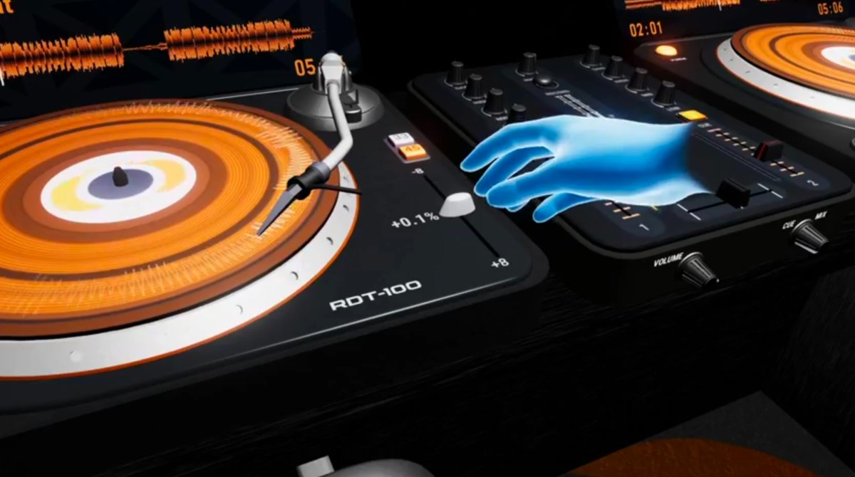 New App Reality Decks Makes You A Superstar Dj In