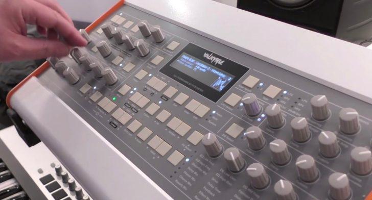 Exodus Digital Valkyrie Hands-On Demo   Synthtopia