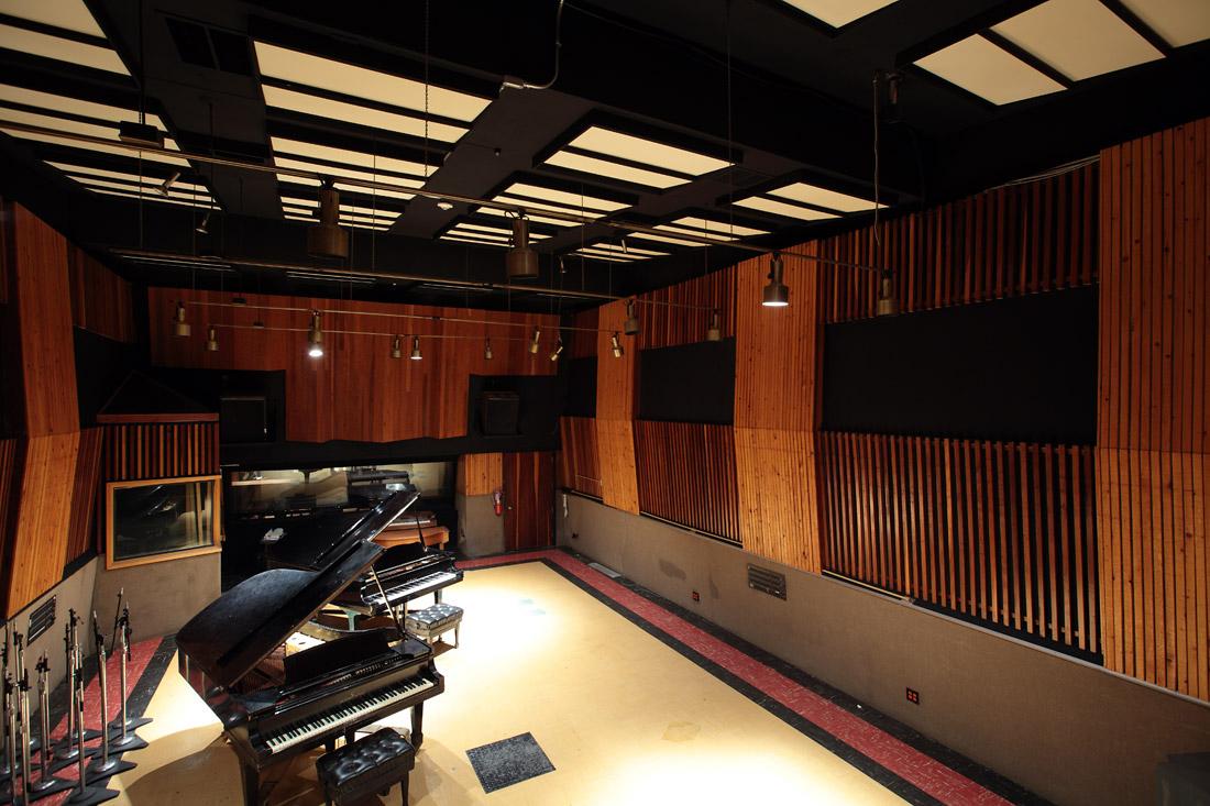 East West studios - 3
