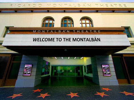 Montalban Theatre, LA