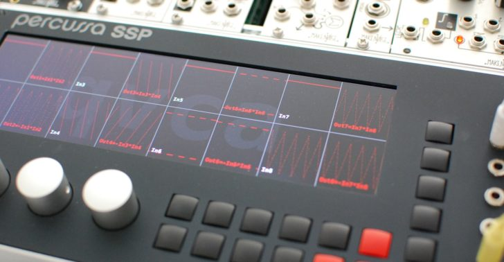 Percussa SSP Lets You Host VSTs In Your Eurorack System – Synthtopia