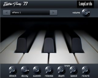 LoopLords Intros Electric Pianos 77 – Synthtopia