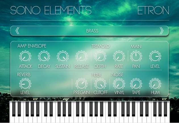 New Mellotron Plugin For Mac & Windows, eTron | Synthtopia