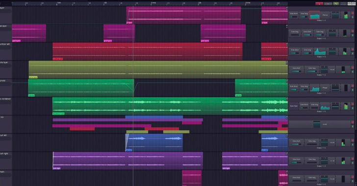 Free DAW, Tracktion T7, For Linux, Mac & Windows | Synthtopia