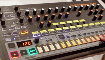Behringer RD-808 Coming In March For $299 (Roland TR-808 Clone