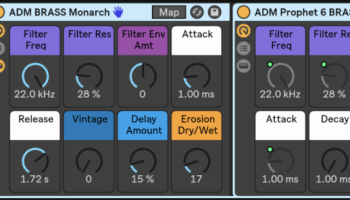 Free Ableton Pack Makes Any Instrument Sound As If Was