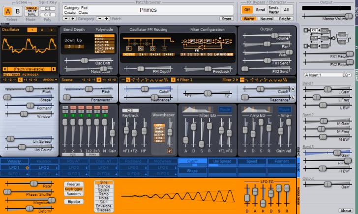 Surge Synthesizer Now Free & Open Source – Synthtopia