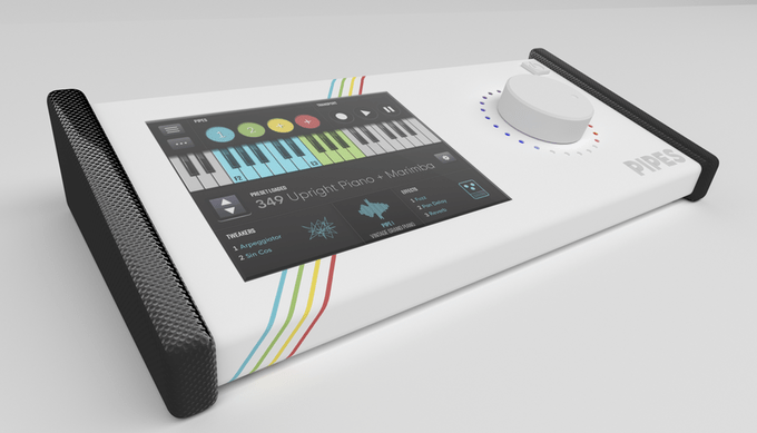 $399 'Pipes' Offers The 'Most Powerful Sampler Engine Ever'