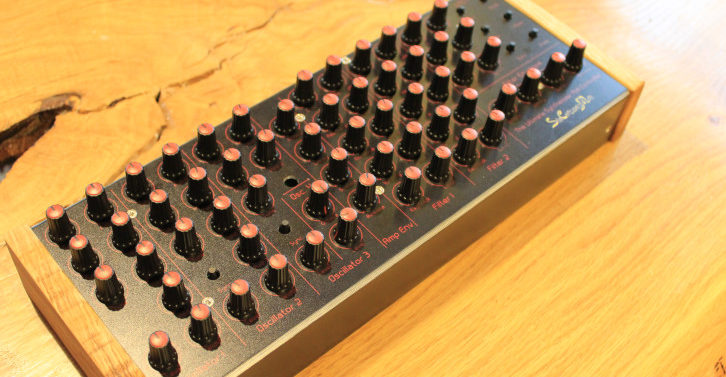 Rava Yamana – A MIDI Controller Specifically For VST Synths