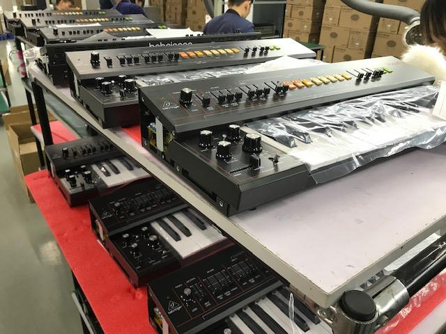 Behringer VC340 Vocoder Plus Now In Pre-Production With Sub