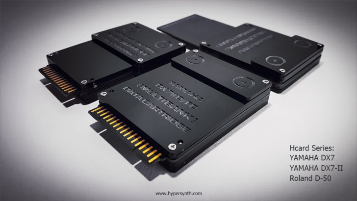 Hypersynth Hcard Brings Massive Memory Upgrade To Roland D