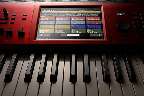 Korg Announces KROME EX, KRONOS SE Synths | Synthtopia