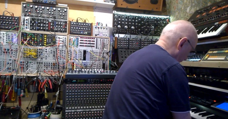 Tangerine Dream Inspired Synth Improvisation | Synthtopia