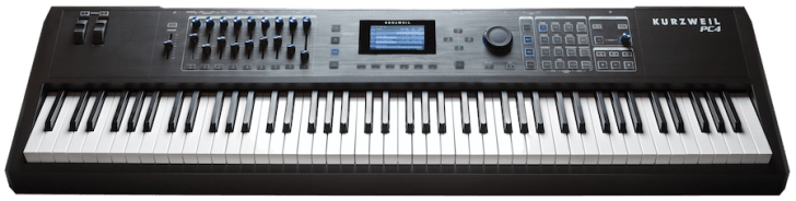 Kurzweil PC4 Offers V A S T  Synthesis Capabilities & More